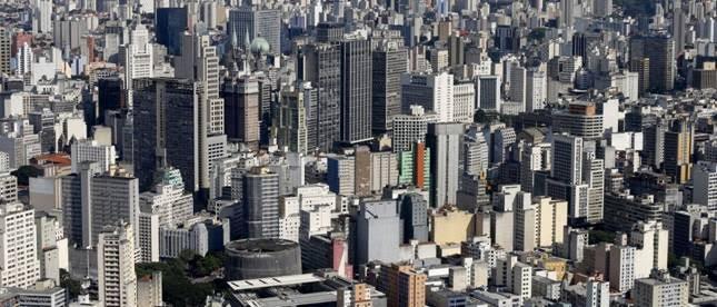 Valor de aluguel de imóveis no centro de São Paulo cai